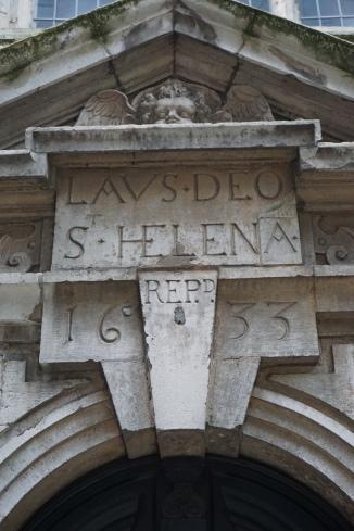 St Helena 1633